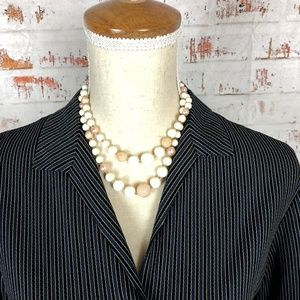 Authentic Original Vintage Style Dresses - Vintage 50's Mize Modes Sheath Shirt Dress